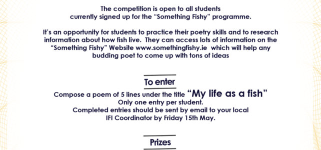 Something Fishy Schools Poetry Competition