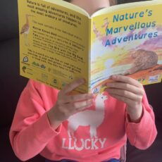 Celebrating World Book Day: reading of a Salmon's Tale by the author